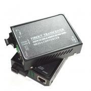 10/100/1000M Ethernet fiber media converter