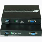 uncompressed VGA  Fiber extender