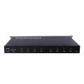 4x4 HDMI seamless HDMI Switch Matrix with 2x2 Video wall