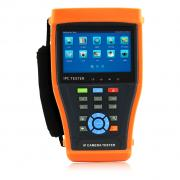 4.3inch HD coaxial and IP camera Tester